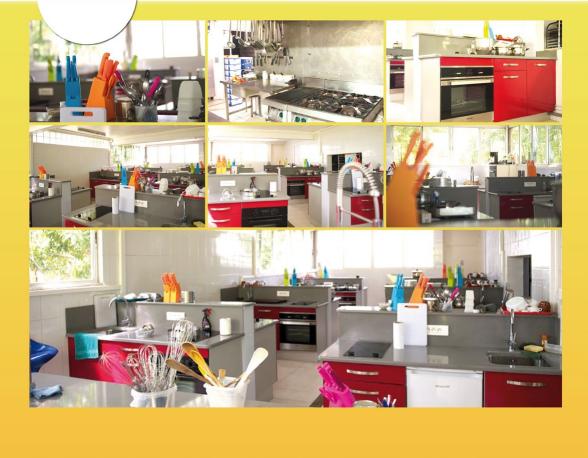 Lancement des ateliers food les les abymes cours de - Cours de cuisine en guadeloupe ...