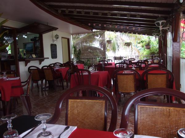 Restaurant La Terrasse Du Port Sainte Rose Guadeloupe