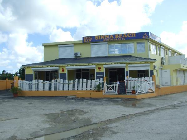 Sinnabeach antillais et cara bes grande terre guadeloupe - Restaurant la grande plage port louis ...