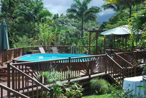 La Villa Restaurant Guyane