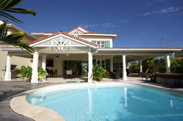 Location Villa A St Anne Guadeloupe