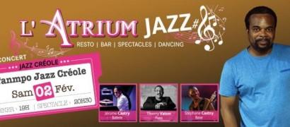 Tanmpo jazz créole fête son anniversaire
