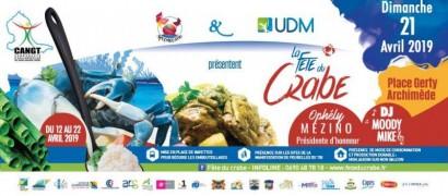 Fête du crabe 2019 : Une édition entre saveurs créoles  et mieux-vivre ensemble