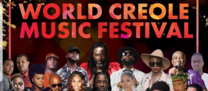 World creole music festival 2019