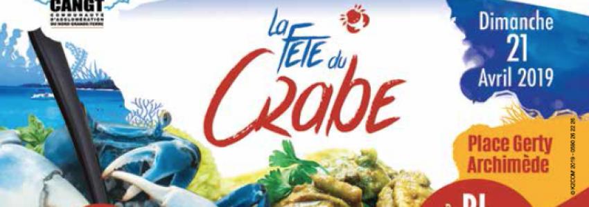 Fête du crabe 2019 sur trois jours