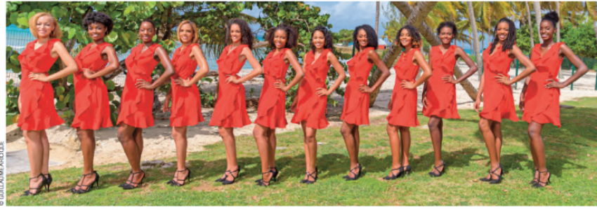 Miss Guadeloupe  2019 : 12 candidates sur la ligne de départ