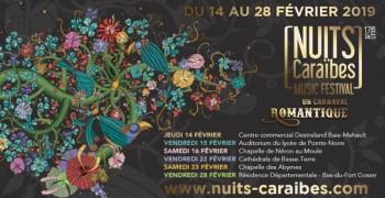 Le Festival des Nuits Caraïbes 2019