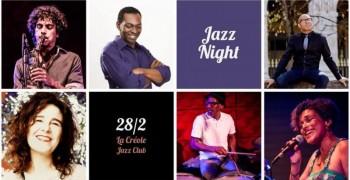 Concert Jazz Night (28/2)