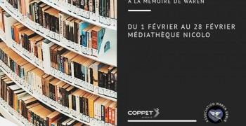 EXPO [57] à la Médiathèque du Gosier