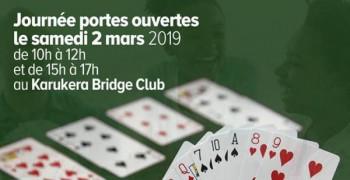 Journée portes ouvertes, si vous appreniez à jouer au bridge ?