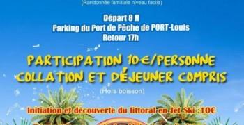 Découverte du Littoral de Port-Louis
