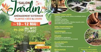 Garden City DU 10 AU 12 MAI