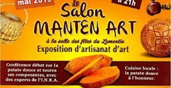 Salon manten art 2019