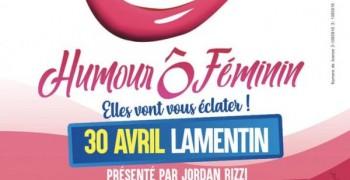 Humour Ô Féminin - 30/04/2019