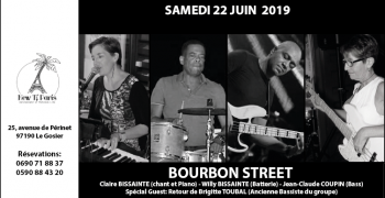 Bourbon Street au New Ti Paris