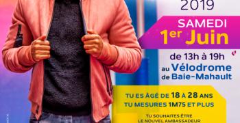 Casting de sélection des 12 candidats à l'élection de Mister Guadeloupe 2019