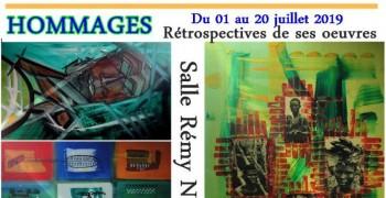 Expo hommages à Alain Caprice