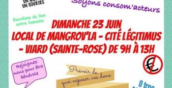 GRATIFERIA à Sainte rose le dimanche 23 juin