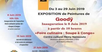 Rézonans : Exposition de peintures de Goodÿ