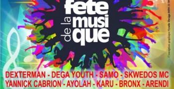 Fête de la musique 2019 à Gourbeyre