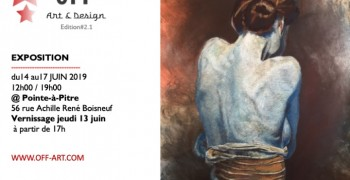 Exposition oFF Art&Design, 2eme edition