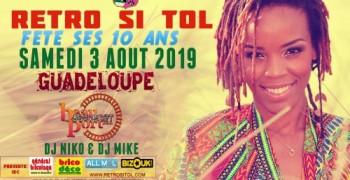 Rétro si tol 10 ans en Guadeloupe