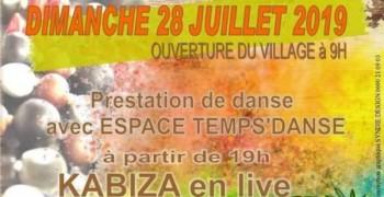 Village artisanal de Gourbeyre 2019
