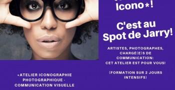 Atelier Iconographie photographique au Spot: 27 et 28 juillet 2019