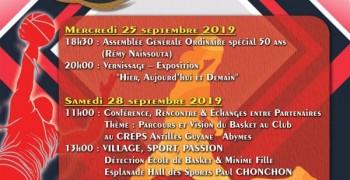 ASC BAN-E-LOT - FESTIVITES DES 50 ANS