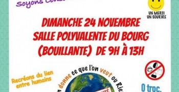 GRATIFERIA à Bouillante le dimanche 24 Novembre