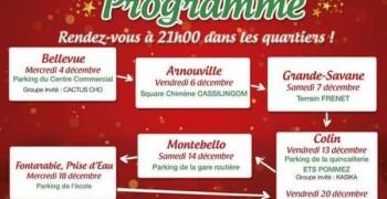Chanté nwél o Ti bou 2019