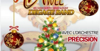 Chanté nwél  de Dégagé Band