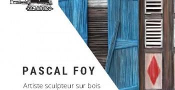 Exposition de Pascal Foy
