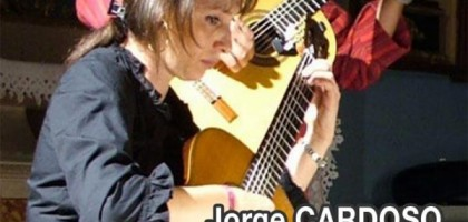 Jorge Cardoso et Sylvie Dagnac en concert