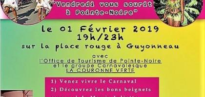 Carnaval 2019 à Pointe-Noire
