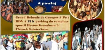Masanblaj A Po : Lanmou & Pawtaj