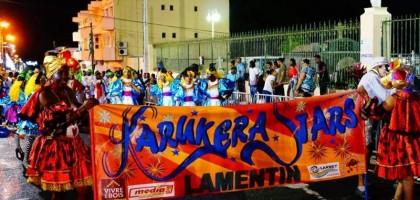 Grande parade nocturne au Lamentin 2019