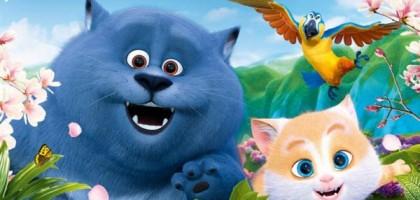 A l'affiche : Oscar et le monde chats