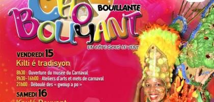 6ème édition Cho Bouyant en Cote sous le Vent