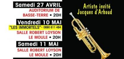 Concerts de l'association Fa Dieze