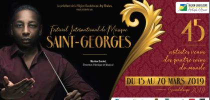 Festival Saint Georges 2019 en Guadeloupe