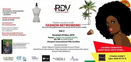 Fashion Networking vol.3 thème :