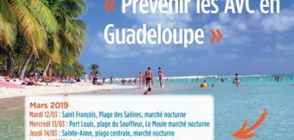Prévention des AVC en Guadeloupe