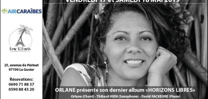 Orlane présente