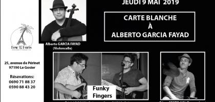 Carte blanche à Alberto Garcia Fayad au New Ti Paris