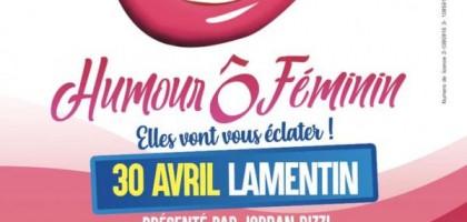 Humour Ô Féminin au Lamentin