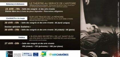 Bokantaj et dédicaces, le théâtre au service de l'histoire 2019