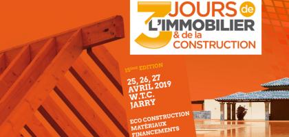 Les 3 jours de l'immobilier et de la Construction 2019