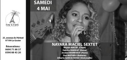 Nayara Maciel Quintet au New Ti Paris