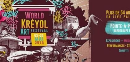 World kréyol art festival 2019